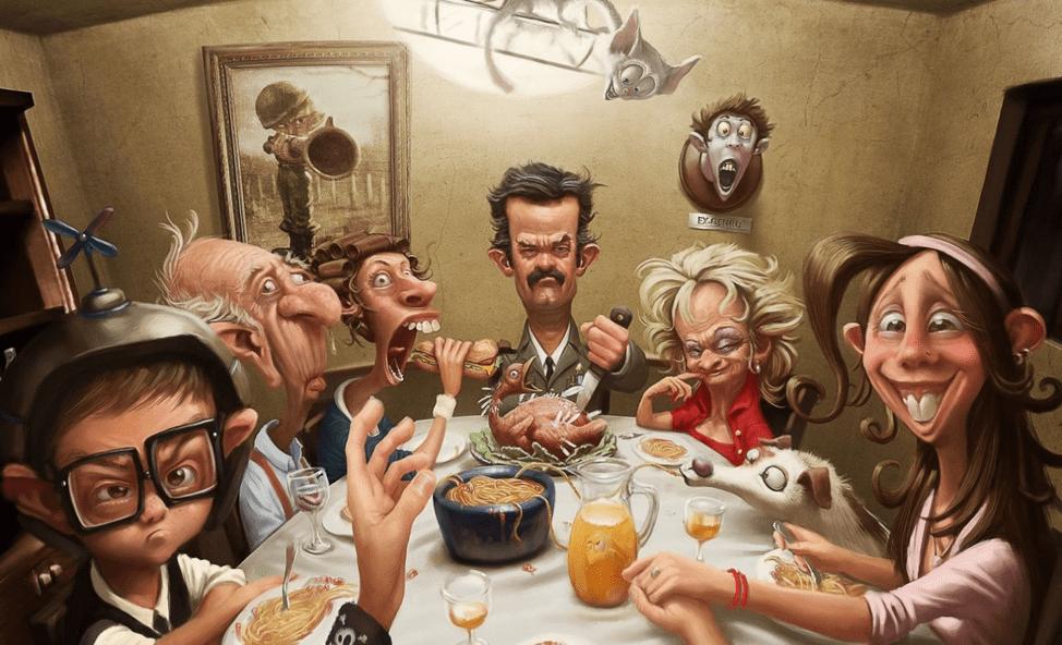 9 типов на вечеринке – определи себя