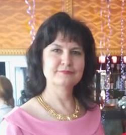 Оксана Глякова